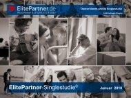 ElitePartner-Studie © Januar 2010 - ElitePartner-Akademie