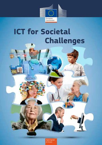 ICT for Societal Challenges - European Commission - Europa