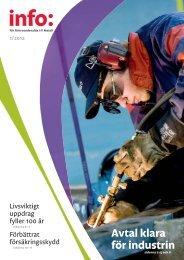 Info nr 1/2012 - IF Metall