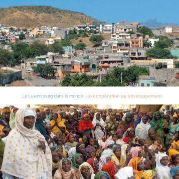Le Luxembourg dans le monde ı La coopération au développement