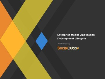 Enterprise Mobile Product Development Lifecycle - Facebook App ...