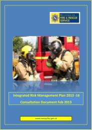 IRMP 2013-16.pdf - Merseyside Fire and Rescue Service