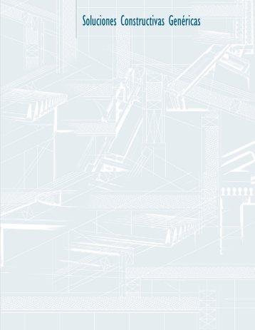 Soluciones Constructivas Genéricas (pdf, 7433 kb)