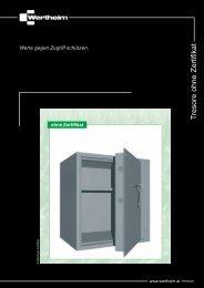 Prospekt - PDF öffnen - Wertheim
