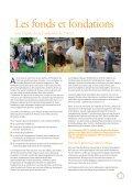 Les créations de fonds et fondations - Fondation de France - Page 3