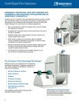Dampers for Centrifugal Fans - Greenheck - Page 2