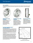 Dampers for Centrifugal Fans - Greenheck - Page 5