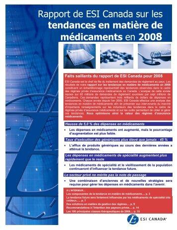 Drug Trend Report - Manulife