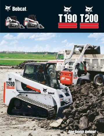 T190 T200 Spec Sheet b-1742 Ver 07/01 LR_SCREEN ...