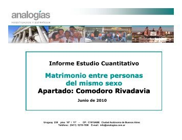 Apartado: Comodoro Rivadavia Comodoro Rivadavia