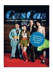 An overview of circus and street arts in Sweden - CASCAS