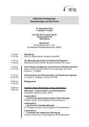Programm_Patientenrechtegesetz.pdf (19 kb) - Kammer für ...
