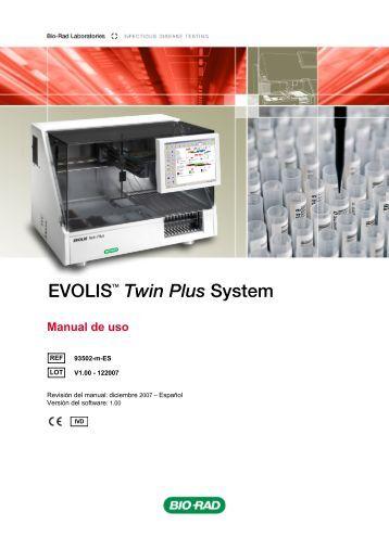 Biorad D10 user Manual