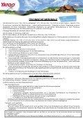 technische merkmale der ausstattungen - Yatoo - Page 6