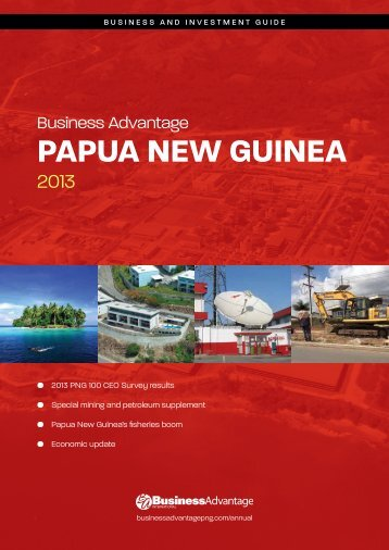 PAPUA NEW GUINEA - Business Advantage International