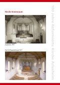 100 Jahre Reformierte Kirche Arlesheim - Gemeinde Arlesheim - Seite 4