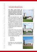 100 Jahre Reformierte Kirche Arlesheim - Gemeinde Arlesheim - Seite 7