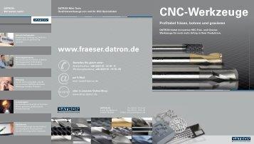 CNC-Werkzeuge