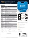 EPA Compliant Turbidity & Chlorine Meter - Labequip - Page 6