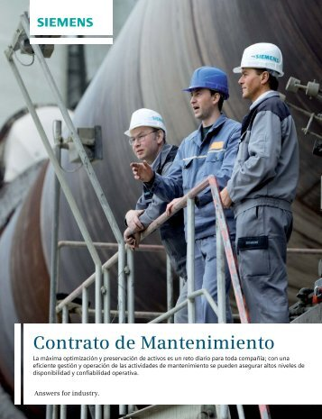 Descarga - Industria de Siemens
