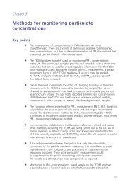 methods for monitoring particulate concentrations - UK-Air - Defra