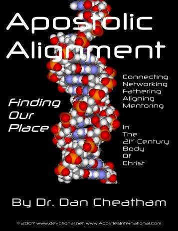 Apostolic Alignment - FaithSite.com