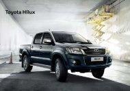 HILUX e-Katalóg - Toyota