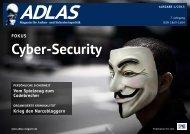 Cyber-Security - Adlas - Magazin für Sicherheitspolitik
