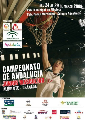 Revista Campeonato - Federación Andaluza de Baloncesto