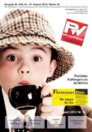 Ausgabe 10. August 2012 - Colist.eu
