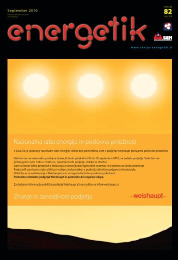 September 2010 - Revija Energetik