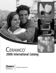 2006 International Catalog - Dental Supplies