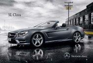 SL-Class - Mercedes-Benz UK