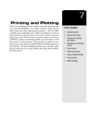 Printing and Plotting