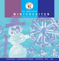 Winterseiten 2010 - Tagesmütter Steiermark