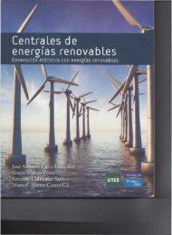Centrales de Energía Renovables