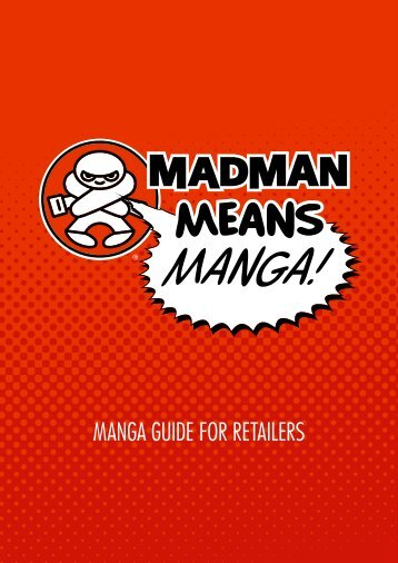 Download the Manga Guide for Retailers - Madman B2B » Home ...
