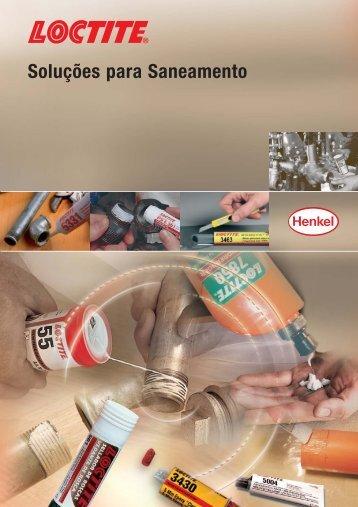 Soluções para Saneamento - Contimetra