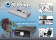 Big Block für Kopfhörer - Mac Rewind