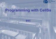 Programming with CellSs - Prace Training Portal