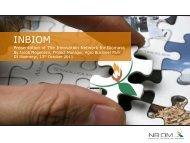 Agro Business Park Iværksætteri og innovation mod ... - Bioenergi - DI