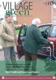 113 - Health and Social Care.pdf - Community Council of Devon