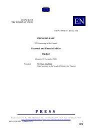 Budget - Folketingets EU-oplysning
