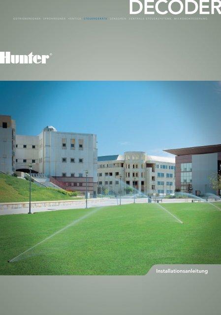 Decoder Design Guide - Hunter Industries