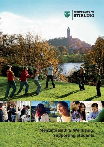 Pdf Version (1333Kb) - Quality Assurance - University of Stirling