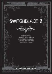 SWITCHBLADE 2 - Cabrinha