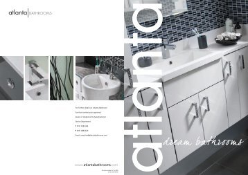 Atlanta BATHROOMS - Duncan Hewett