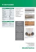 PI 400 PLASMA - Svejsehuset A/S - Page 4