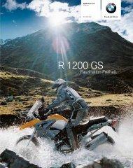 Katalog R 1200 GS (PDF, 3,4 MB) - BMW Motorrad Österreich
