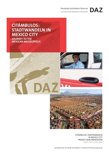 PDF / 2,8 MB - Alfred Herrhausen Gesellschaft